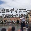 【インパ日記】誕生日ディズニー2日目!誕生日にオススメのアトラクションがある!?