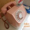 ピンクな公衆電話と戦う息子