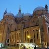 【パドヴァ旅行記】2:パドヴァ観光初日は、巨大でゴージャスなサンタントニオ聖堂が終点。