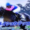 メイショウテッコン【1.27 京都9R 梅花賞 芝2400m】