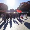 ~明治神宮・明治記念館ブライダルフェア体験レポ~神前式(かがり火参進)ができる東京都内の式場【徹底比較】その2