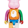 10月13日(土) A BATHING APE(R) 25th ANNIV. MULTI COLOR BE@RBRICK 1000%