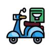 【Uber Eats埼玉】自転車からバイクへと登録を変更した理由4つ