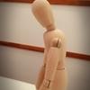 姿勢の調整で肩こりや背中の張りの改善へ。