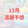 【フロリダディズニーワールド】2018年12月混雑予想