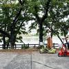 自転車より簡単な乗り物ウォーキングバイシクルで岡山市内散策 片山工業・シファカ、「STAND1-1(野田屋町店)」オープン