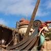 年越しWDW その11 マジックキングダム ファンタジーランドのキャラグリ
