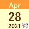 前日比3万円以上のマイナス(4/27(火)時点)