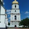 ウクライナ旅行(2018年6月)(2) キエフの観光スポット ソフィア大聖堂(世界遺産)[2]