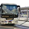 東京-水戸線・みと号/赤塚R(関東鉄道・水戸営業所) QTG-RU1ASCJ