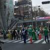 聖パトリックの日、東京パレード