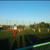 常葉大学富士サッカー部の試合に感動した。