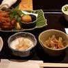 お昼ごはん▶︎お豆腐やさんの油淋鶏(ふわふわとろけるお豆腐!)@名古屋駅周辺