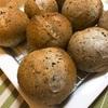 米粉黒ごまパン