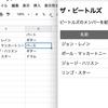 【GAS】スプレッドシートのデータをGASで読み込んでWebページを作る(CSS、JS設定も)