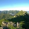 燕岳・餓鬼岳の花々(3)               2009.8.11-14