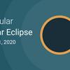 日本時間2020年6月21日15:40(夏至)の金環日食とブースター瞑想