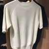 HS equipment cotton knit S/S~松屋銀座~