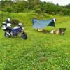 残暑キャンプ