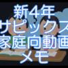 小4サピックス家庭向け塾動画を見たメモ