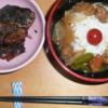 生活と料理:昨夜の余り料理がー150Kcalー。