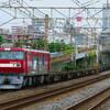 8月28日 東海道線 平塚~大磯間 大磯~二宮間 貨物列車 2079ㇾ 5094ㇾ