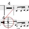 (Digital Performer)クイックスクラブでの設定方法(拍子・調号・音部記号・連休符etc)