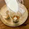 黒糖タピオカミルクの作り方