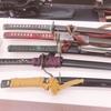 体験教室/『武士道見分』で刀剣を触ってきました。