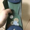 コインケース付き薄い財布のおすすめ -ハンモックウォレット1年半使用後レビュー
