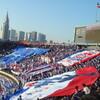 天皇杯準決勝 横浜M×G大阪(国立)