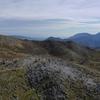 トレイルランニングの練習で霊仙山に登ってみたよ。
