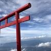74 珍しい影富士と虹のコラボ!はとバス🚍富士登山