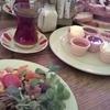 食べ放題朝食バッフェで送別会を@カドキョイ/Kadıköy