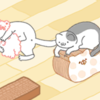 死んだっぽいから猫と毎日遊ぶことにした「ねこかわいい ぼくゆうれい」で遊んでみた