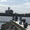 天狗堂半田店発 ハゼ好調!! 亀崎海浜緑地現場レポート
