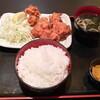 川崎酒場で唐揚げ食べ放題(税込839円)ご飯味噌汁もおかわり自由!