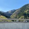 雁坂トンネルを抜けて山梨に向かいます。