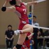 2017 関西大学バレー春季リーグ 神田葵選手、