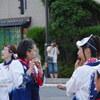 飯田町燈籠山祭り「集う人」