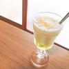 【 ご飯ログ 】 完熟メロンでメロンソーダ