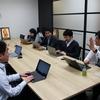社内営業勉強会「森のCafe」突撃レポ!