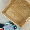 【ころもがえ】無印のかごのお掃除と子供衣類入れ替え