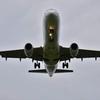 伊丹空港 日本一の?ダイナミック飛行機写真のスポット