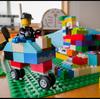 レゴアイデア 金曜日 くもり