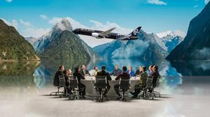 米ドラマ『SUITS/スーツ』俳優が出演するニュージーランド航空の機内安全ビデオで旅行気分【動画で英語】