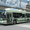 京都市営バスのブルハイ