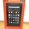 Amazom Fire タブレット 8GBブラックの感想