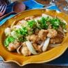 【レシピ】鶏もも肉と玉ねぎの味噌炒め
