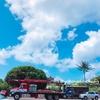 バス停からの景色🚏#ハワイ留学